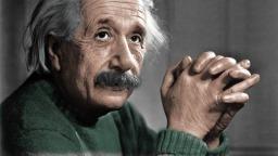 物理学者アルバート・アインシュタイン